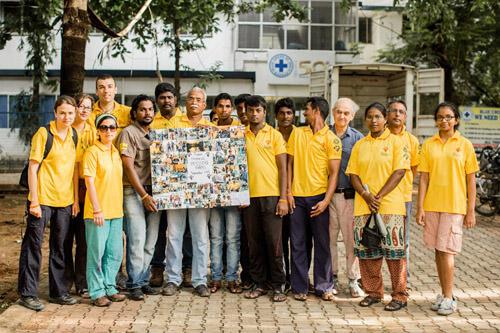 Team Chenai, Mission Rabies WVS India