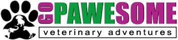 Go PAWESOME Logo
